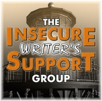 Insecure Writer's Support Group badge